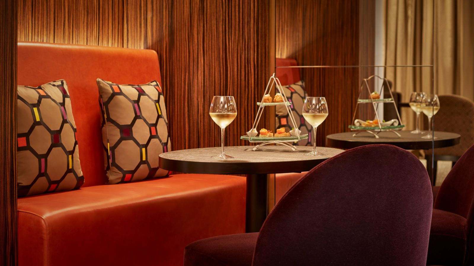 Sheraton Grand London Park Lane | The Executive Club Lounge