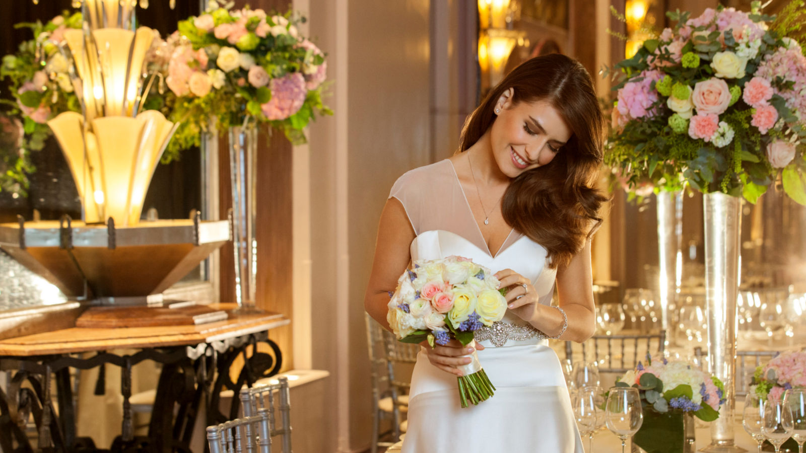 Weddings at The Park Lane Hotel