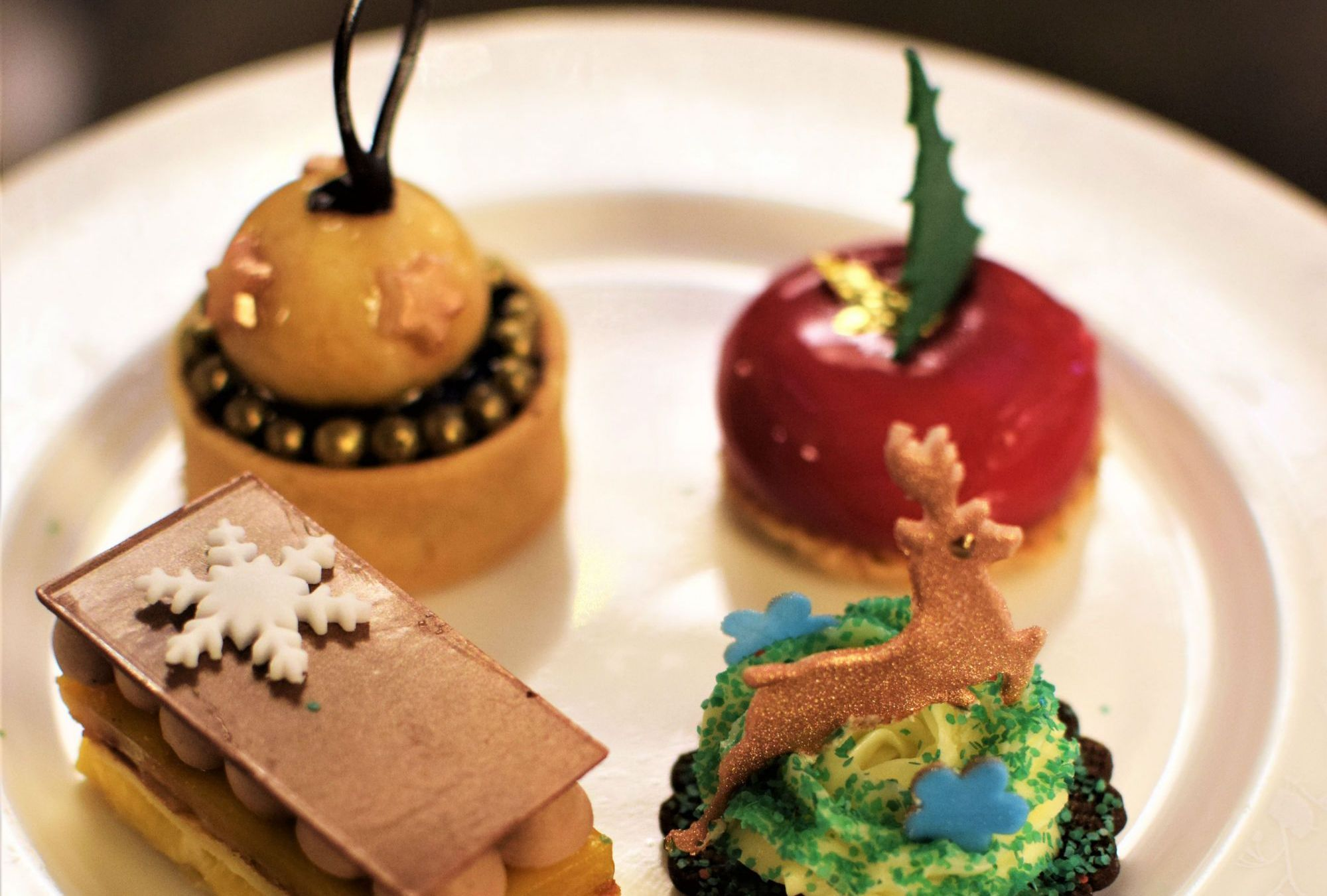 Festive Afternoon Tea in Mayfair | The Palm Court