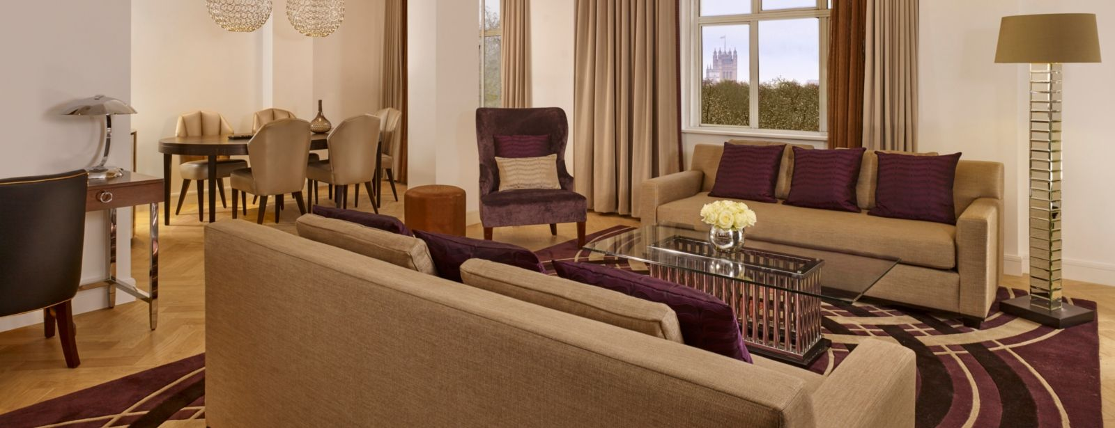 Park View Hotel Suite in Mayfair