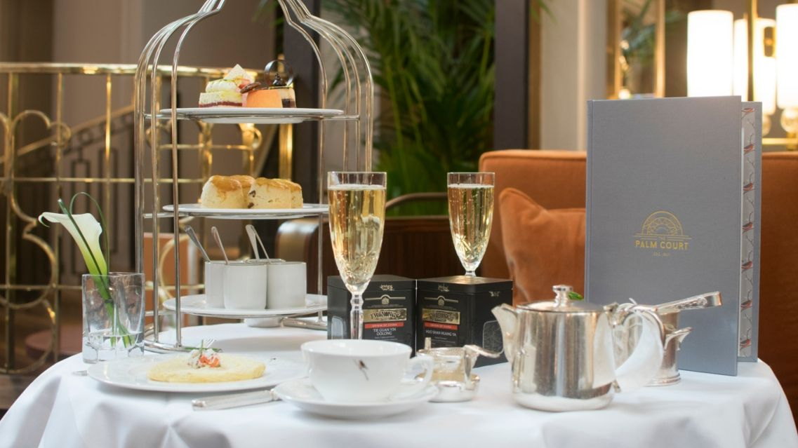 Feast on London - Palm Court - Afternoon Tea