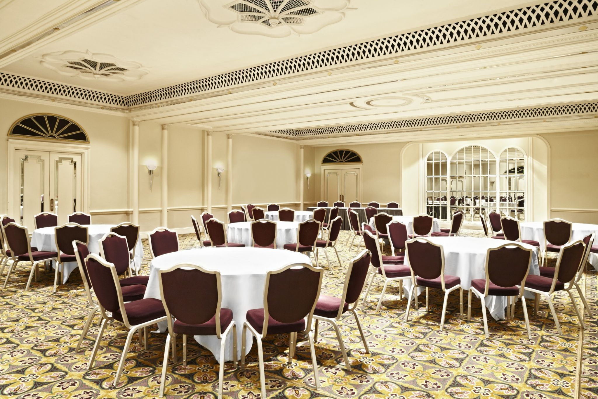 Meeting Rooms in Mayfair | Sheraton Grand London Park Lane